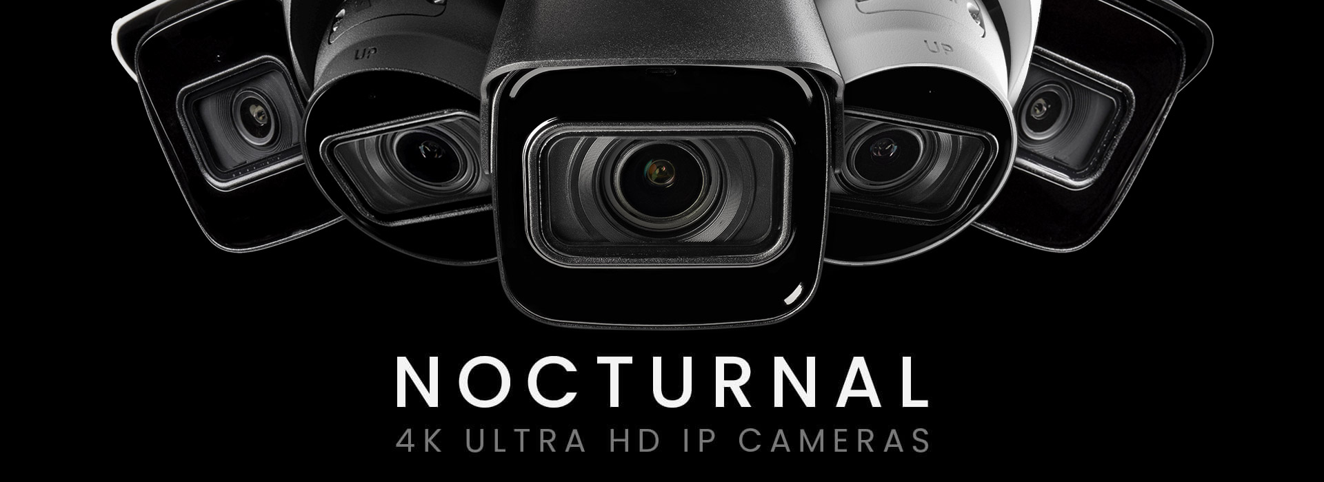 Nocturnal 4K Ultra HD Security Cameras from Lorex