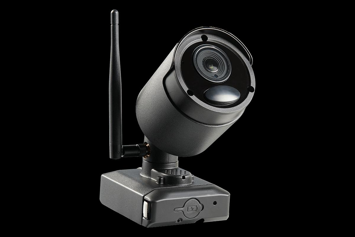 Lorex Lwb6801w Wire Free Camera For Battery Powered Audio